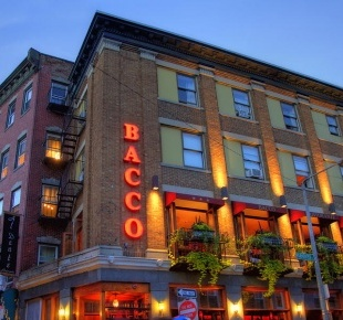 Bacco Italian Restaurant Boston