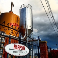 Harpoon Brewery and Beer Hall