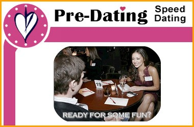 Male or Female Ticket to a Speed Dating Event at Pre-Dating Speed Dating (Up to 53% Off)