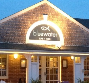 Bluewater bar grill barrington ri seafood outdoor dining goingout - Blue water bar and grill ...