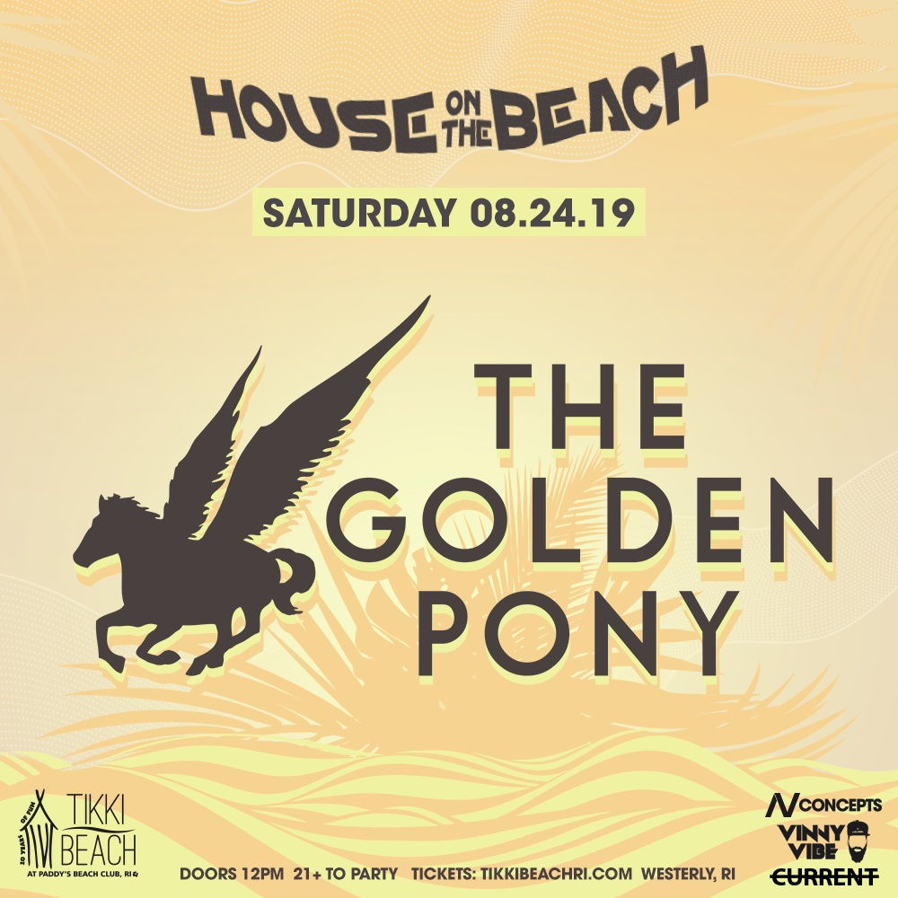 GoingOut com: Paddy's Beach Event, House On The Beach