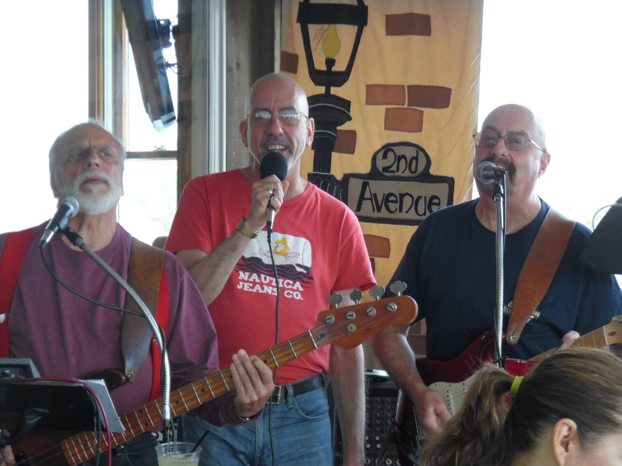 Second Avenue Band Rhode Island