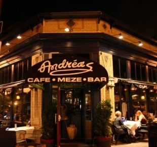 Andreas Restaurant 268 Thayer Street Providence Ri