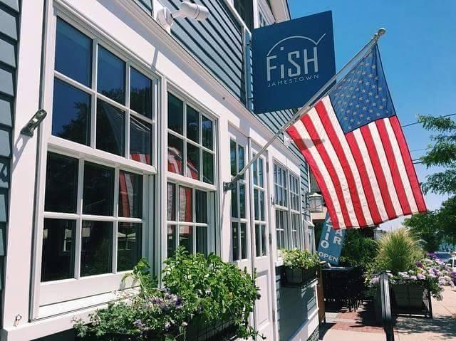 Restaurants In Jamestown Ri Best