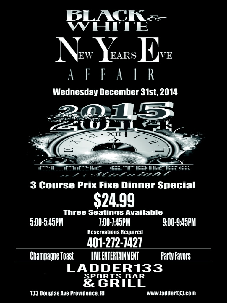 Providence New Years Eve