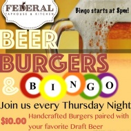 Federal Taphouse & Kitchen