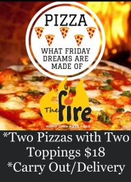 The Fire Wood Oven & Pizza