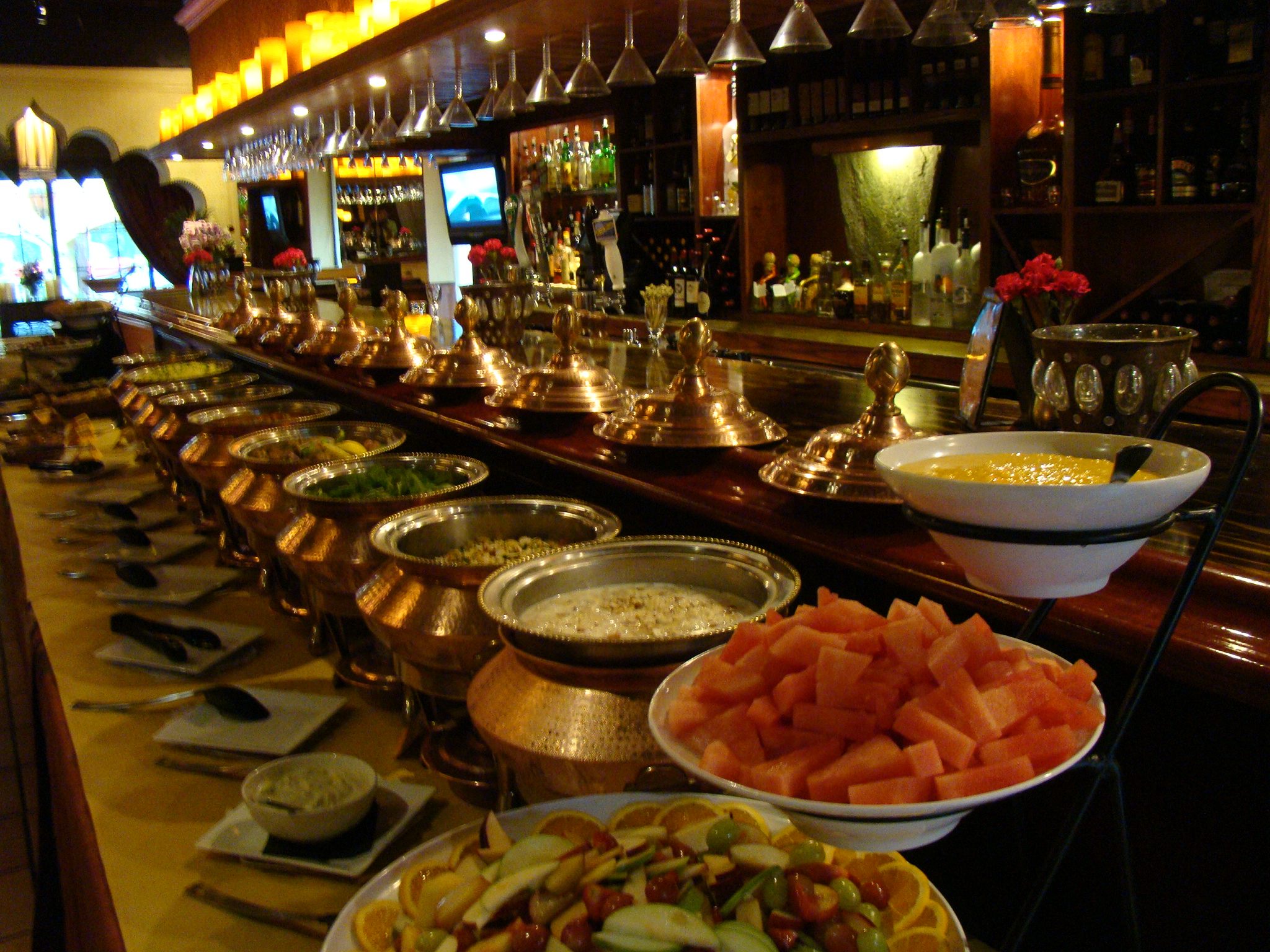 Indian lunch buffet gallery for Cuisine restaurant